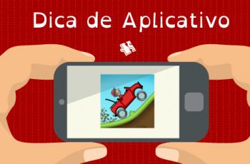 Dica de Aplicativo: Aplicativo Hill Climb Racing