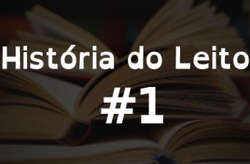 História do Leitor: Gustavo, e o gosto pela leitura.