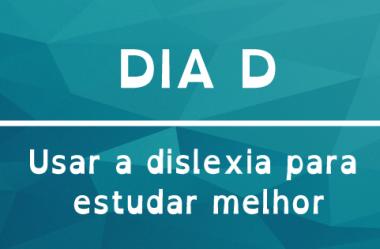 Palestra – Usar a Dislexia para Estudar Melhor