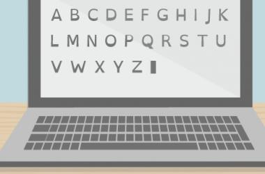 """Aprenda a Instalar a """"Letra da Dislexia"""" no seu Computador"""
