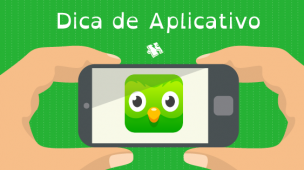 aplicativo duolingo