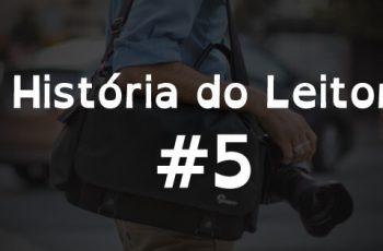 História do Leitor: Lucas Queiroz, um Jornalista Disléxico Vencedor