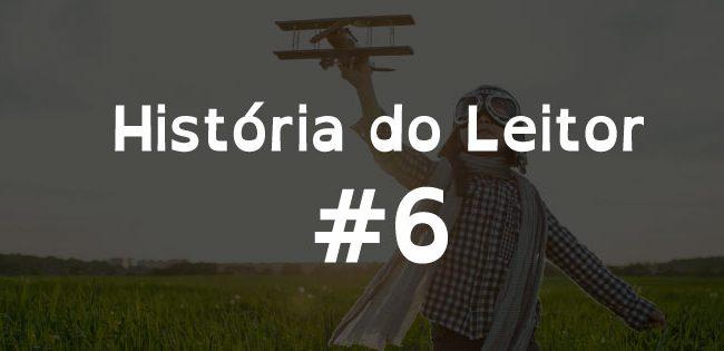 História do Leitor: Fabiana Teixeira, Dificuldades Não me Impediram de Sonhar