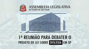 Projeto de Lei sobre Dislexia em São Paulo